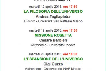 Darklight @ Fondazione Faraggiana